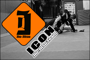 crossface Icon Jiu-Jitsu